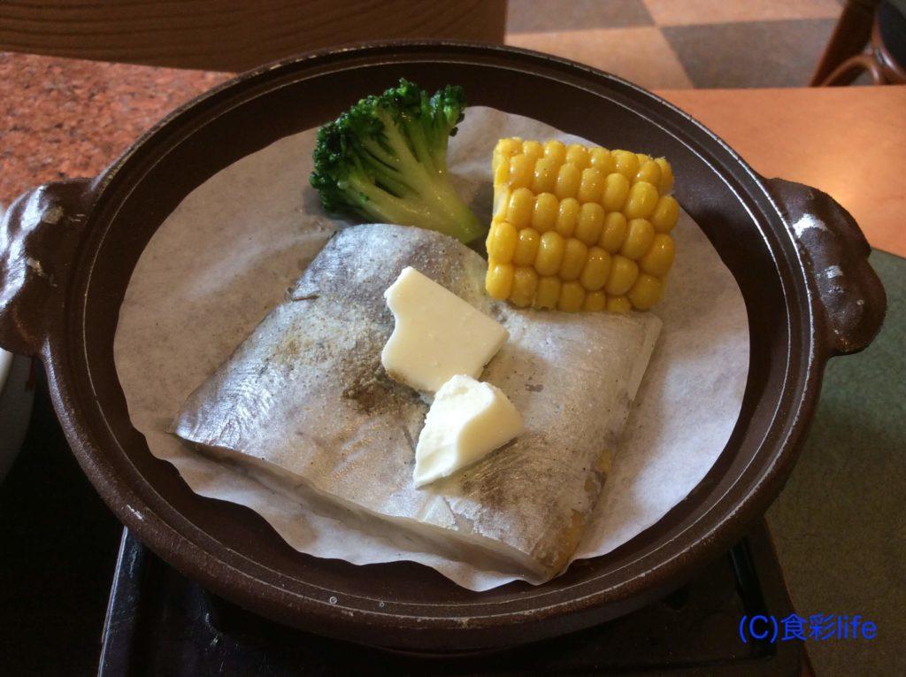 味波季 2017年9月訪問 太刀魚のトウバン焼き