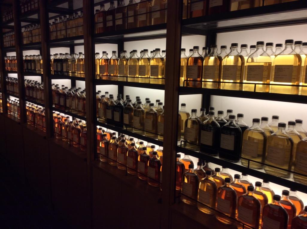 ウイスキー原酒管理①