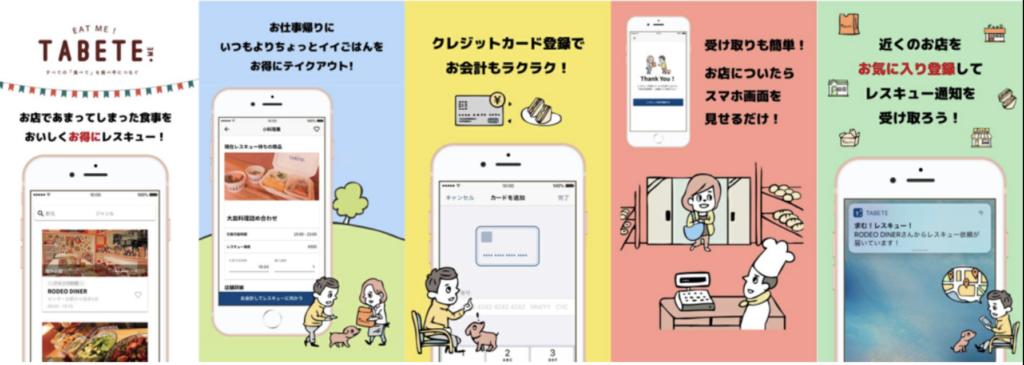 TABETE iOS
