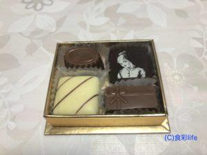 Madame Delluc(マダム ドリュック) チョコ①
