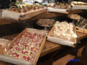 TABETE 1周年記念パーティ 食事①