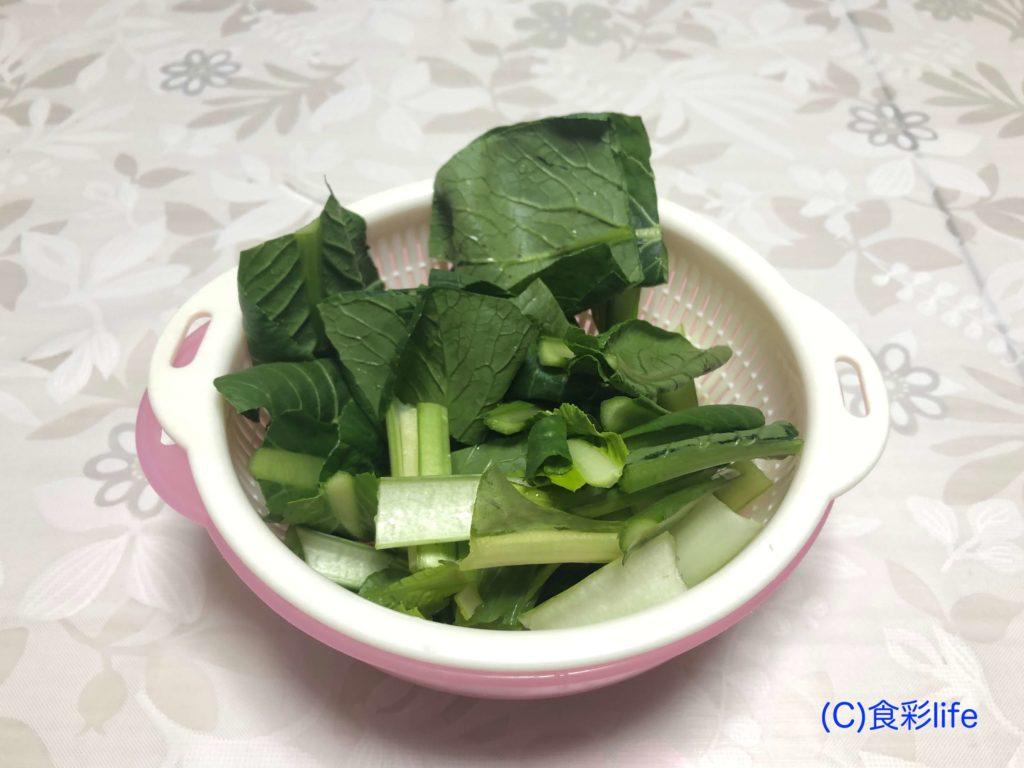ISETAN DOOR 小松菜②