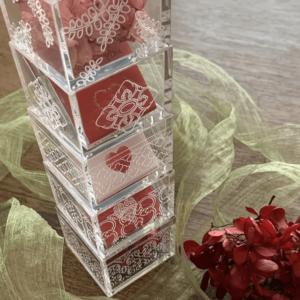 ベルギーオーガニックチョコレート&アクリル枡<mas/mas>とは【母の日コラボギフト】②